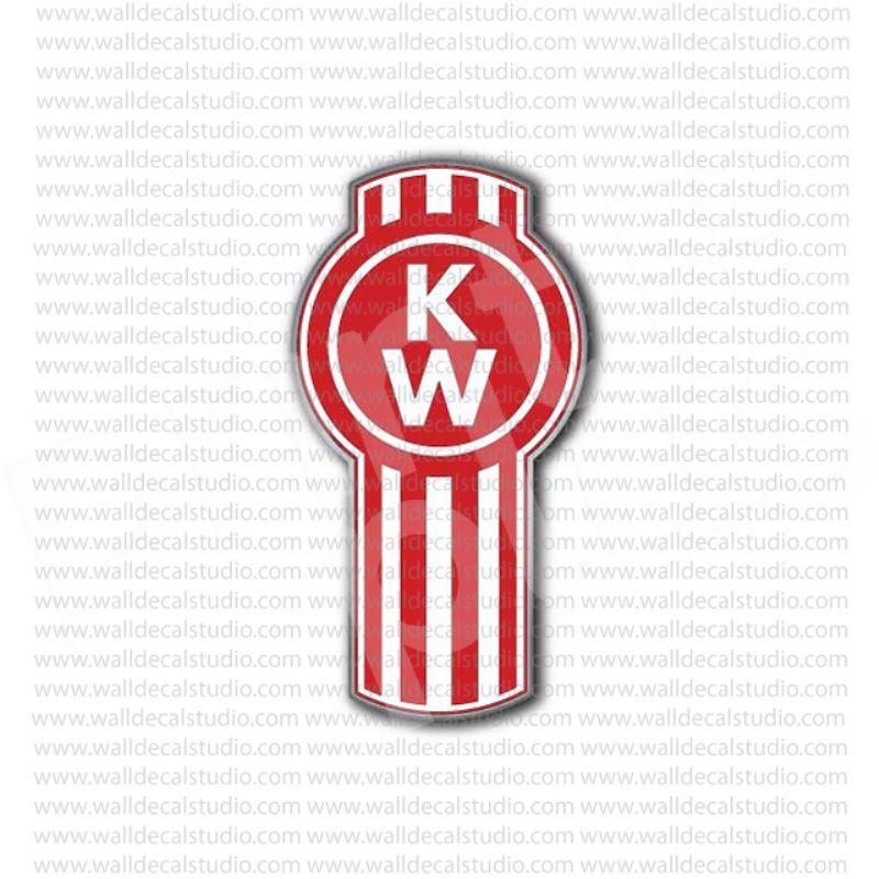 From 4 50 Buy Kenworth Trucks Emblem Sticker At Print Plus In Stickers Automotive At Print Plus Kenworth Trucks Kenworth Car Bumper