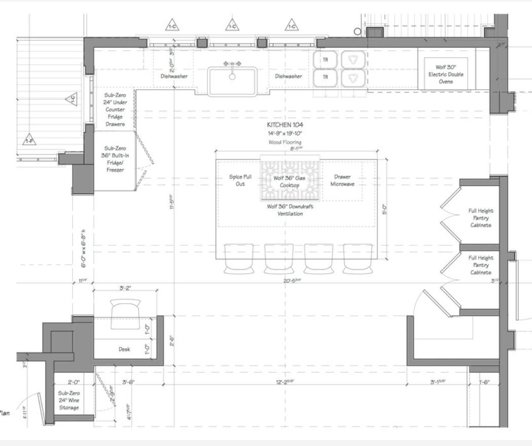 Kitchen Layout Floorplan Kitchen Remodel Cost Kitchen Floor Plans Kitchen Layouts With Island