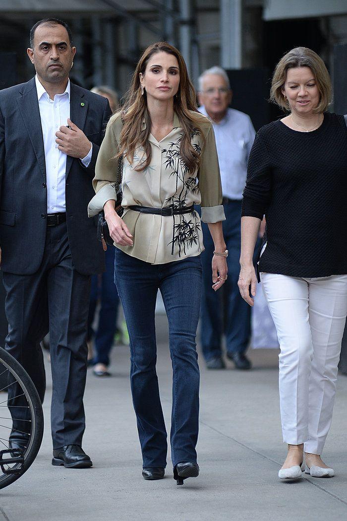 Βασίλισσα Ράνια: Η σπαρακτική ομιλία της στη Νέα Υόρκη [Εικόνες] |thetoc.gr