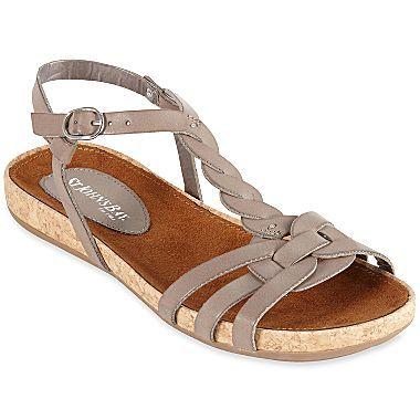 531e12b626168 St. John s Bay® Rainbow Womens Sandals - jcpenney