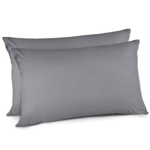 2 Set iHomy Bedroom Pillowcases Envelope Closure End