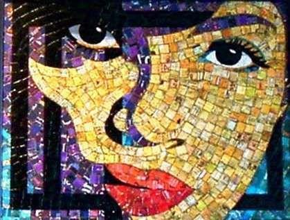 Creative mosaic ideasjpeg - Mosaic art ideas