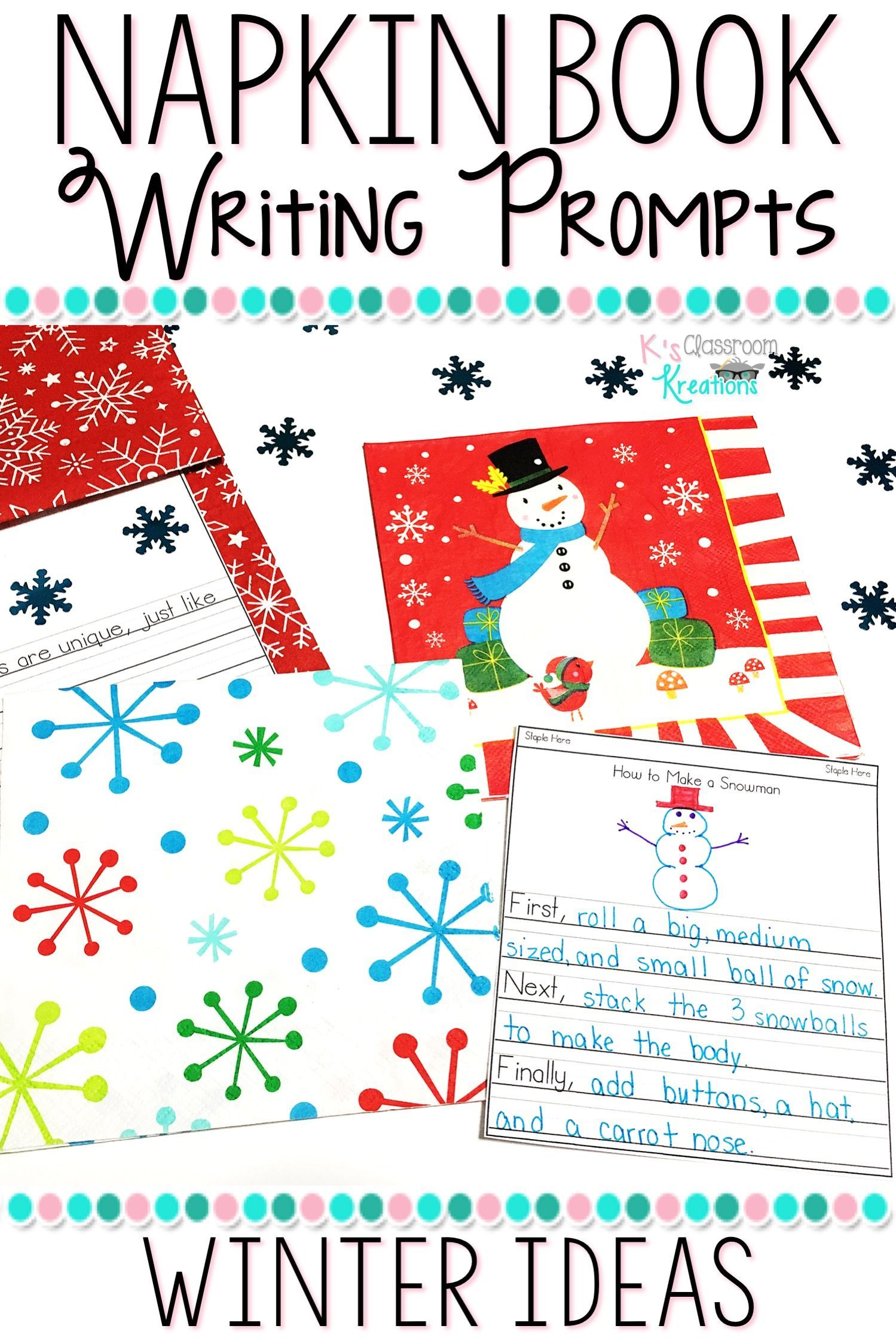 Winter Writing Prompts Writing prompts, Creative writing