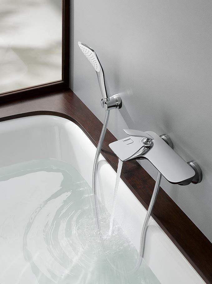 L Expertise De Kludi Pour La Baignoire Des Robinets Du Design