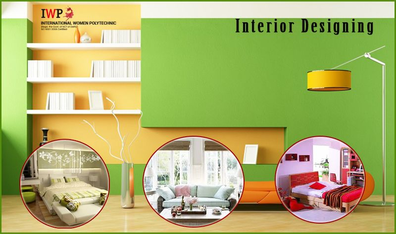 Pin By International Women Polytechnic On Interior Designing