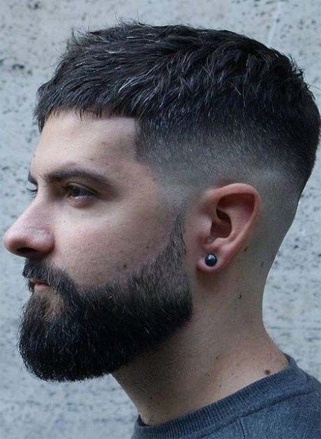 Short Hairstyle Trends For Mens 2019 Ideas For Fashion Mens Hairstyles Short Haircuts For Men Mens Haircuts Short