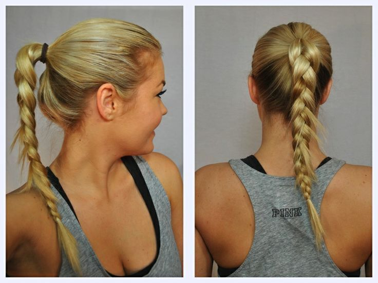 Here S 5 Cute And Easy Gym Hairstyles For You To Try So We Work Hard At The Gym Doesn T Mean We C Gym Hairstyles Health Tips For Women Womens Health Magazine