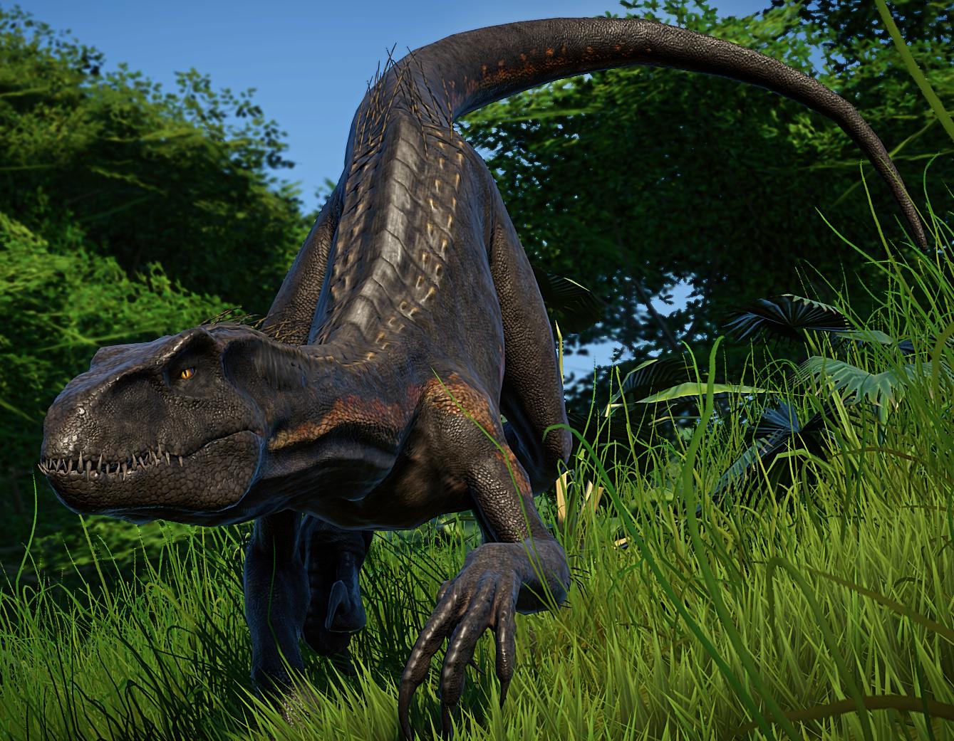 Indoraptor Jurassic World Evolution Wiki Fandom Jurassic Park World Jurassic World Dinosaurs Jurassic World