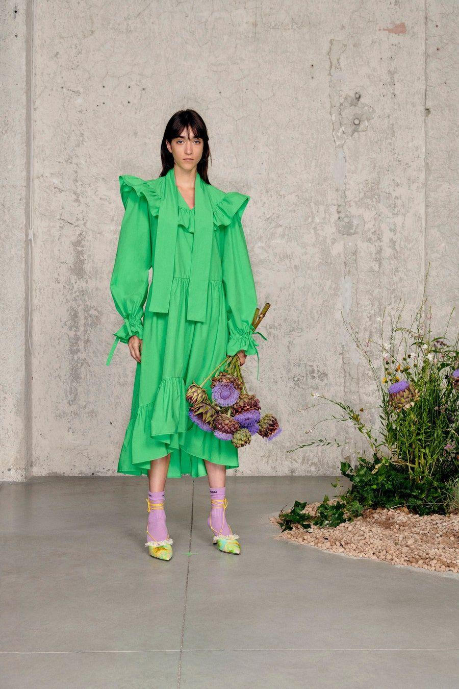 Msgm Resort 2021 Fashion Show In 2020 Fashion Fashion Show Fashion Collection