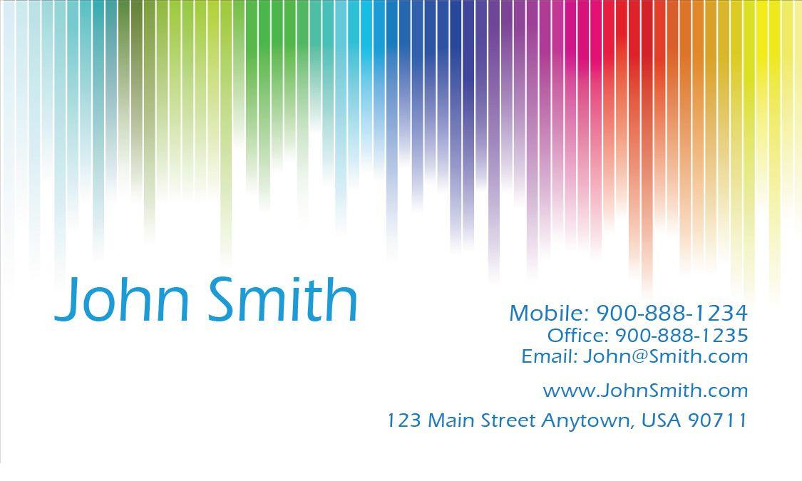 Maler Visitenkarte Vorlage Kostenlose Download Zusammen Mit