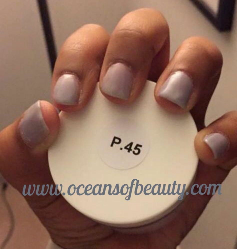 P.45 EZdip Gel Powder. DIY EZ Dip. No lamps needed, lasts 2-3 weeks ...
