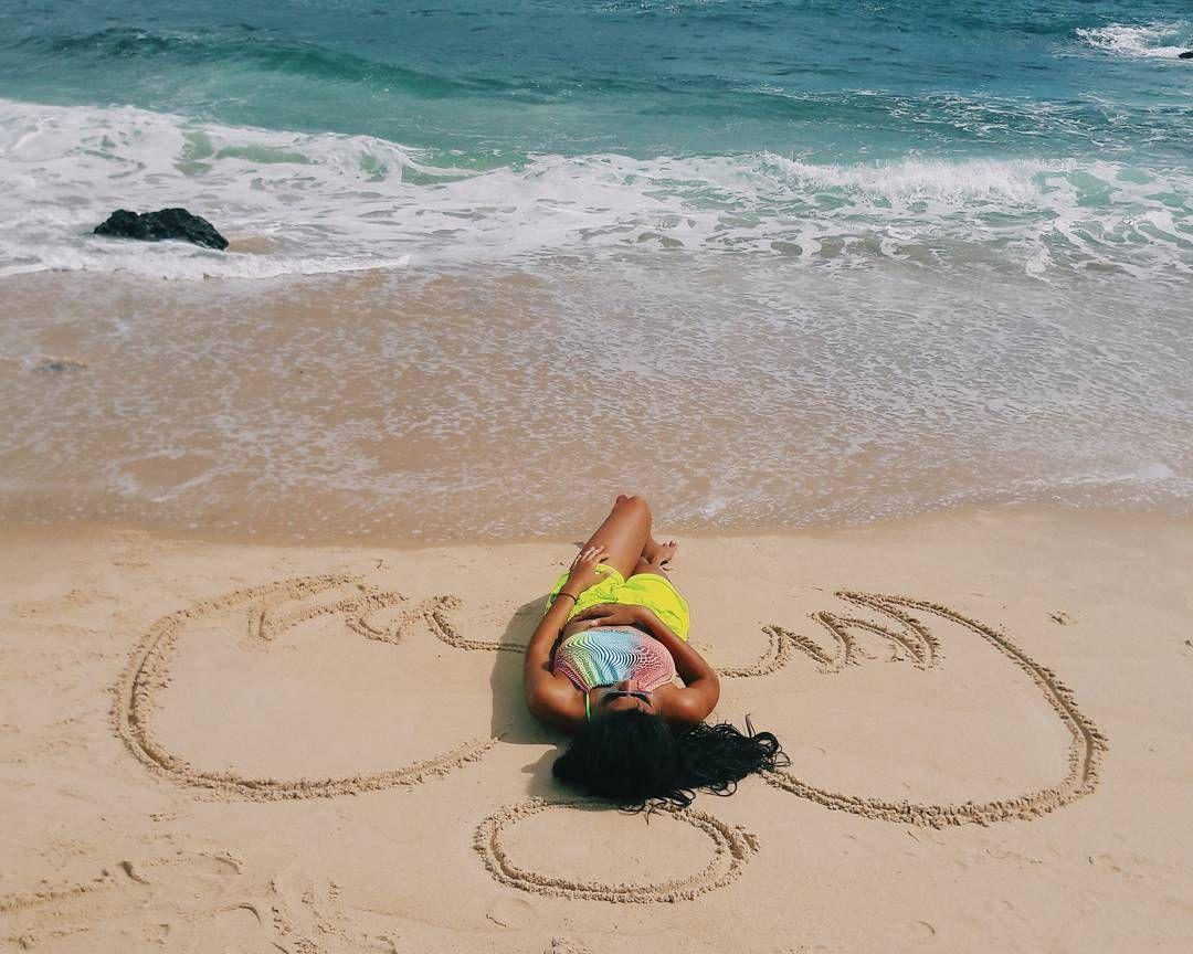 Energia Que Tras Paz Praia Anjo Fotocriativa Mylenaraiza