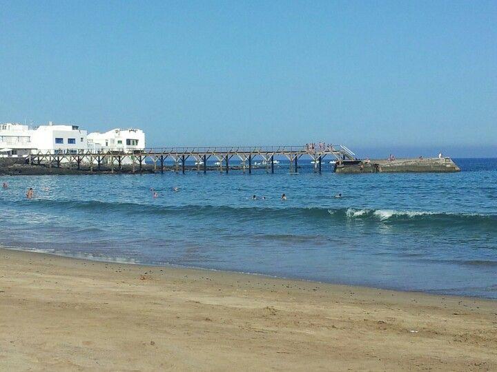 Playa de la Garita, Arrieta