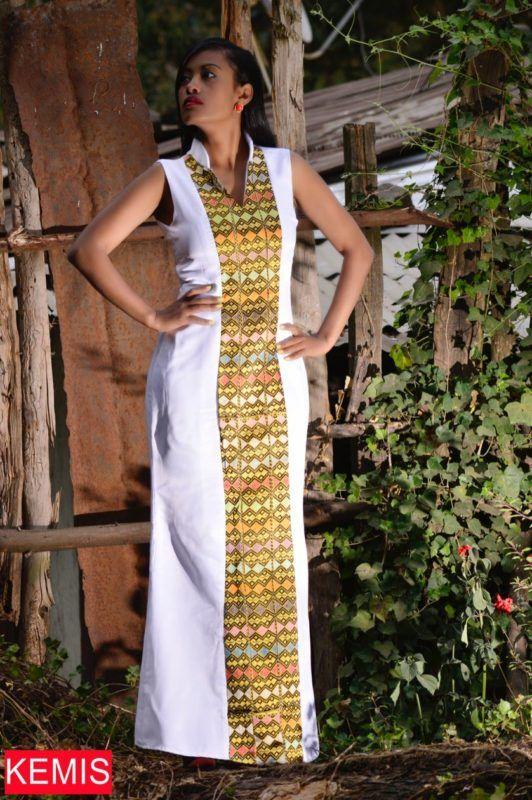 a840895f32 Ethiopian Women s Traditional Dresses Online - KEMIS in 2019 ...