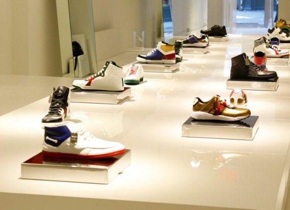 3b58680b1 Gucci shoe store | Mz. Entrepreneur ~ ideas | Gucci shoes, Shoes ...
