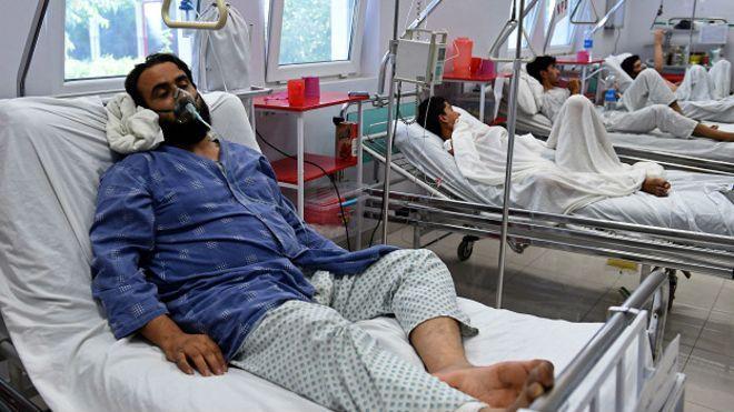 Medicos sin Fronteras EE.UU. prepara compensación para víctimas del ataque a centro de Médicos Sin Fronteras en Afganistán