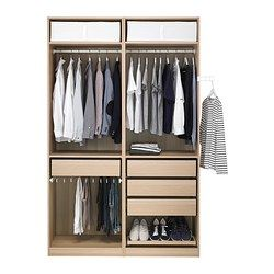 pax armoire penderie accessoire de fermeture silencieuse ikea placard penderie pinterest. Black Bedroom Furniture Sets. Home Design Ideas