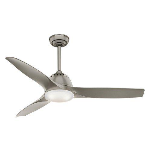 Casablanca wisp 52 in indoor ceiling fan with light and remote casablanca wisp 52 in indoor ceiling fan with light and remote 59151 mozeypictures Choice Image