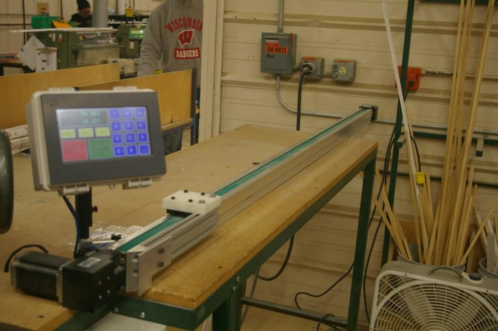 Arduino linear actuator control member project linear