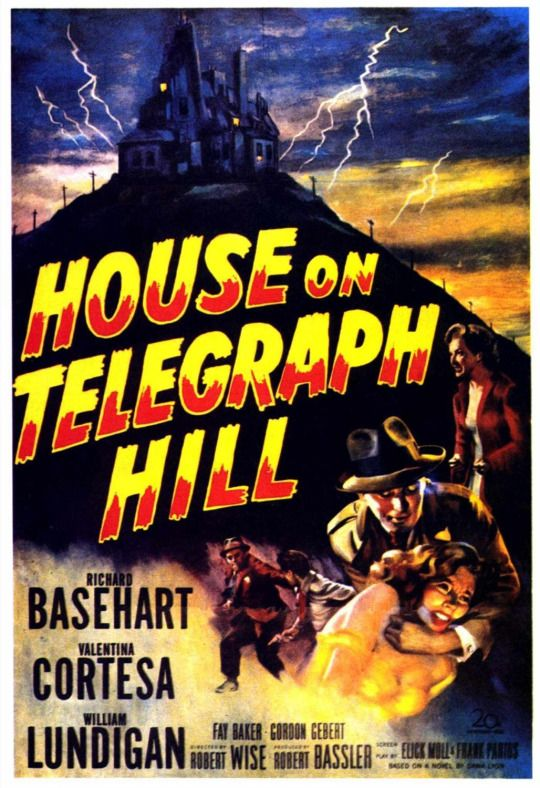 The House on Telegraph Hill  (1951 - Robert Wise)