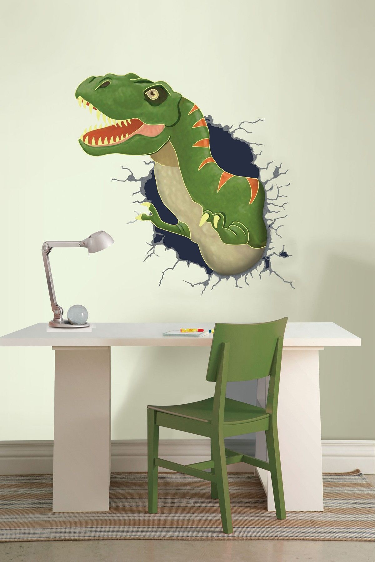 Kids Dinosaur Wall Art Kit