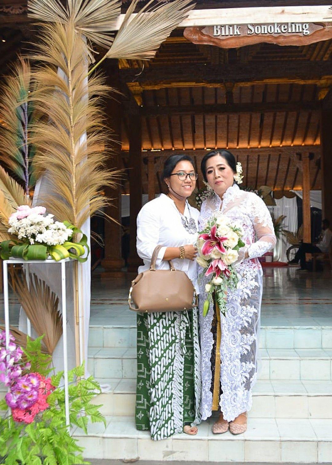 Bilik Kayu Pengantin Pernikahan Acara Pernikahan