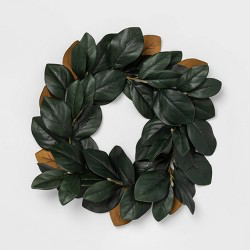 72 Faux Yellow Locust Leaf Garland - Hearth & Hand with Magnolia #leafgarland 72 Faux Yellow Locust Leaf Garland - Hearth & Hand™ With Magnolia : Target #leafgarland