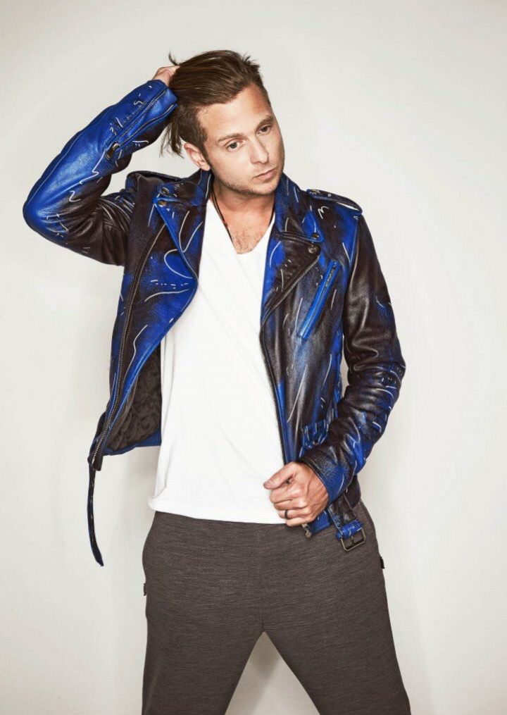 Ryan Tedder--Fault Magazine
