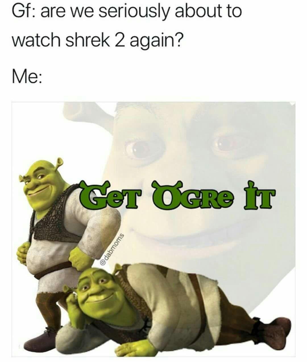 How Dare That Thot Not Like Shrek Funny Memes Shrek Stupid Memes