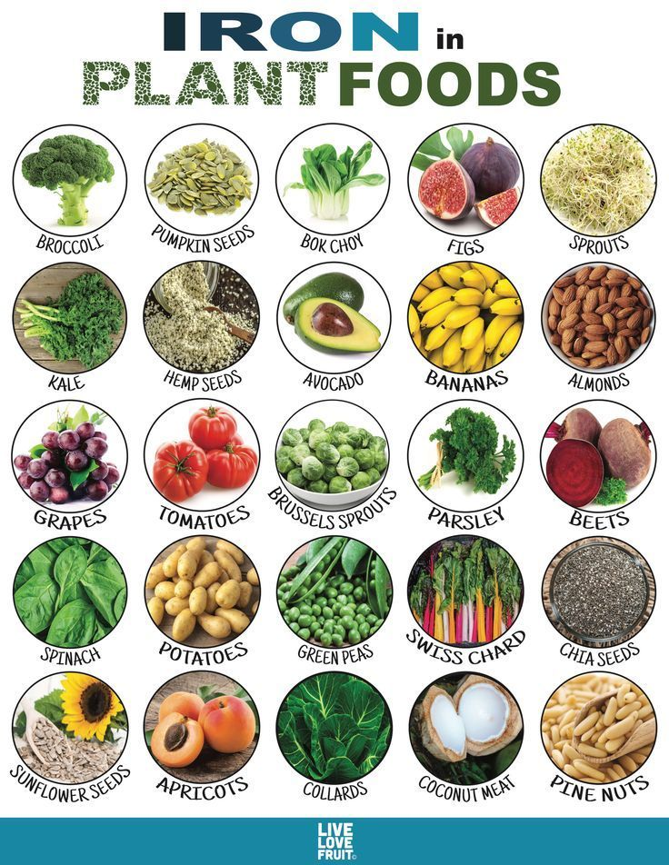 Photo of 20 Plant-Based Foods Rich in Iron To Stay Energized and Anemia-Free