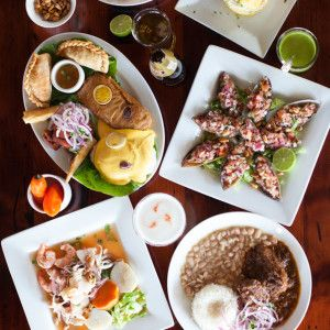 Inka Mama S Peruvian Restaurant Foothill Ranch Ca Excellent