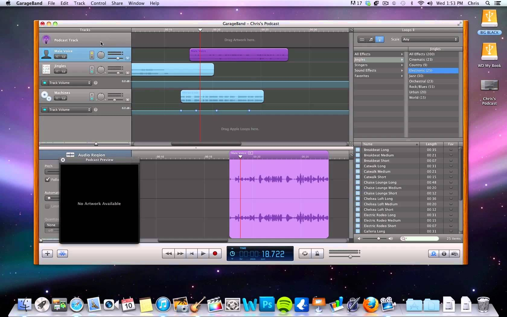 A Beginners Guide To Creating A Podcast In Garageband