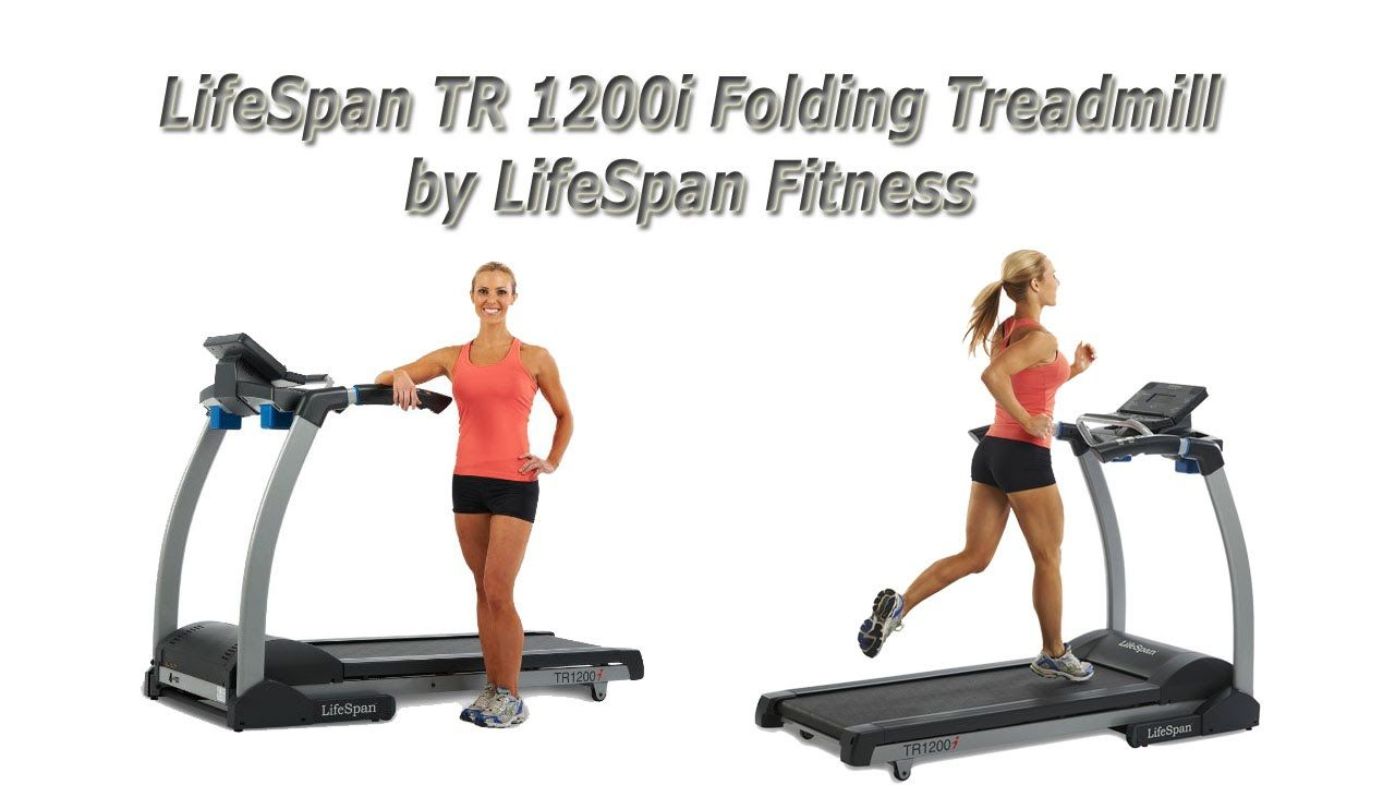 Lifespan Tr1200i Treadmill Review
