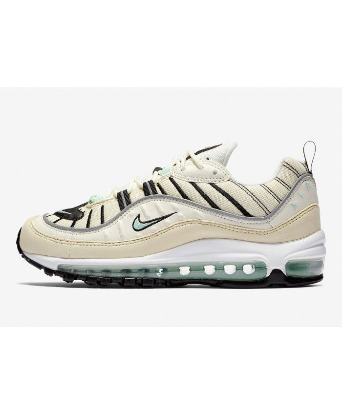detailed look 36868 a91c9 Femme Nike Air Max 98 Sail Igloo-Fossil Beige