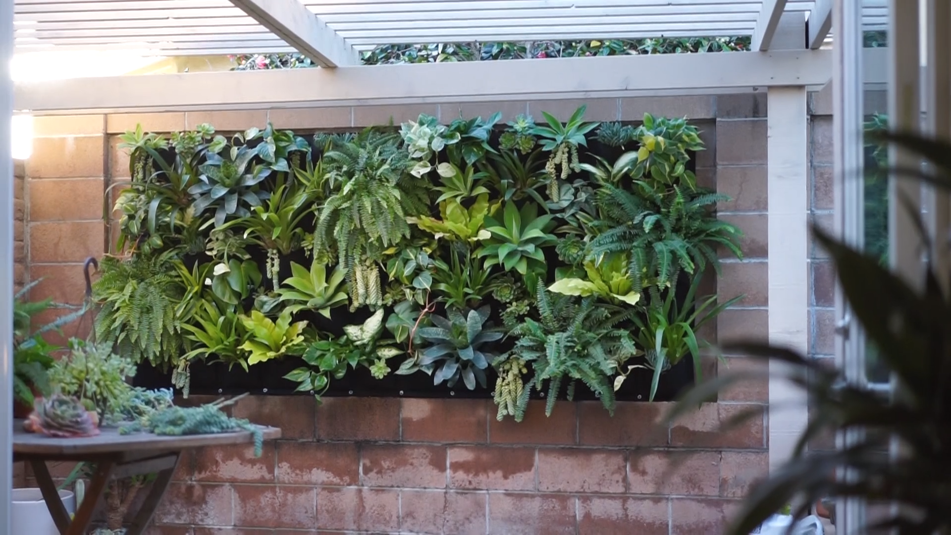 Photo of Vertical Plant Pocket Wall Garden