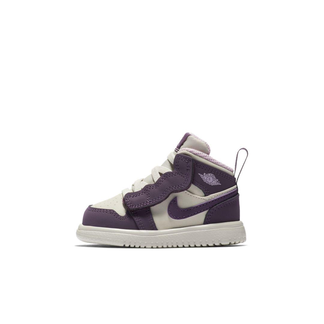 premium selection 1ccd9 5f61b Air Jordan 1 Mid Alt Infant/Toddler Shoe Size 10C (Pro ...