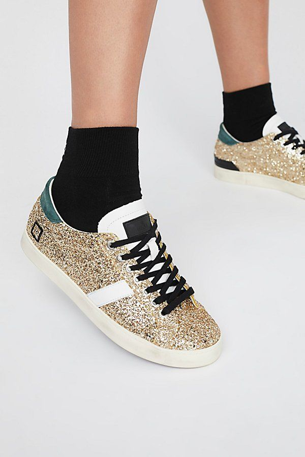 D.A.T.E Pixie Dust Sneaker by at Free People Free People fcbccf920