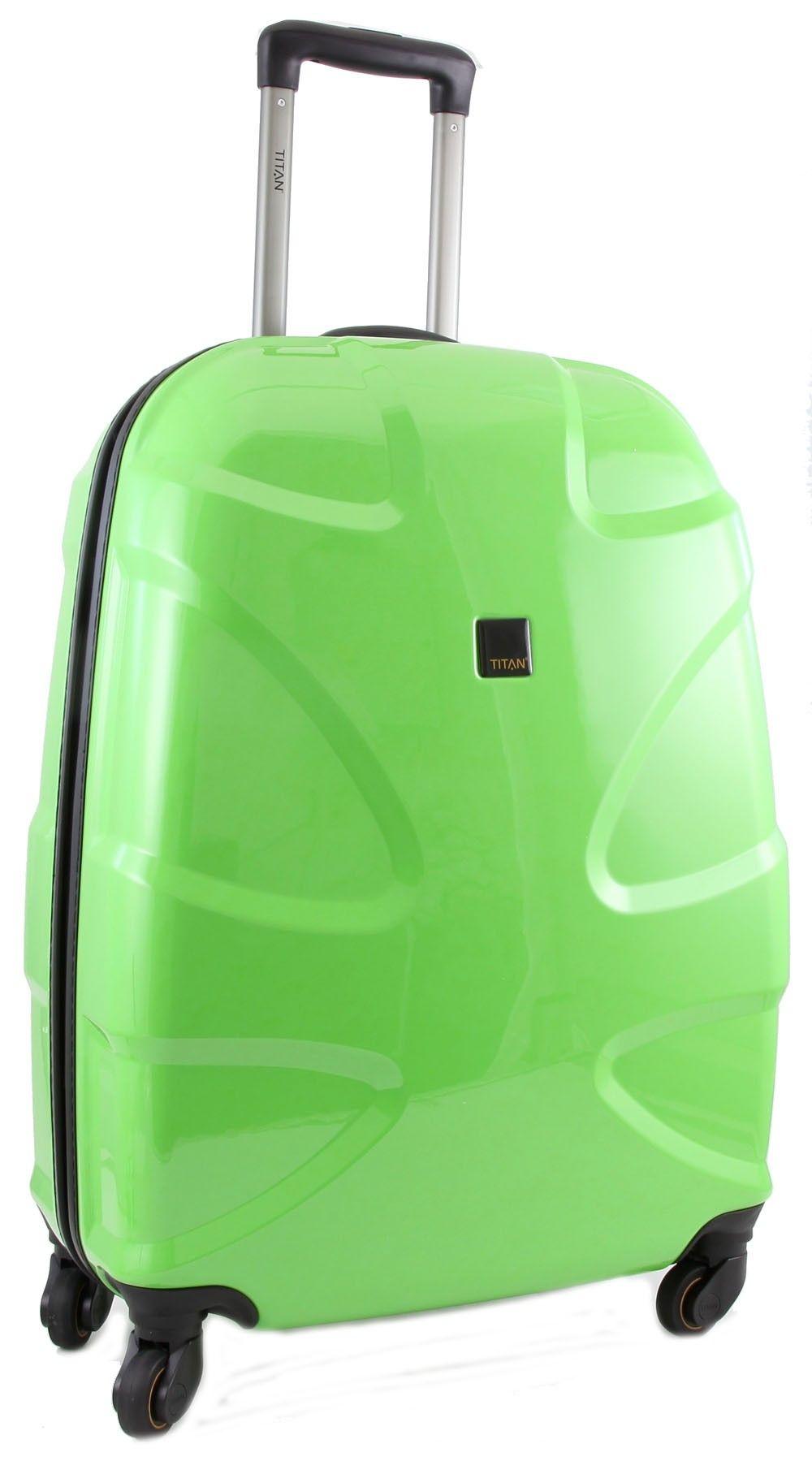 koffer von titan x2 flash m gr n taschen. Black Bedroom Furniture Sets. Home Design Ideas