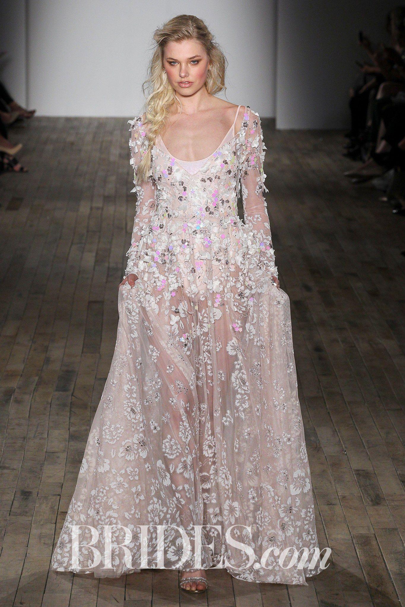 Hayley paige bridal u wedding dresses spring brides offbeat