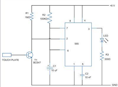 June 2012 Diy Electronics Electrical Projects Electronics Basics