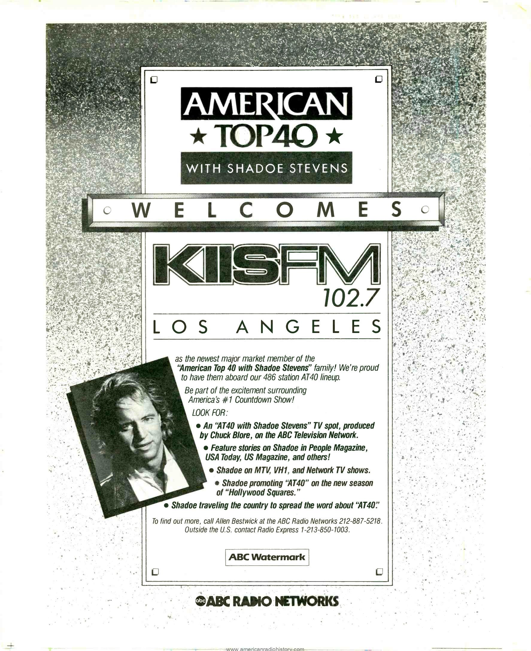 Pin by LINDA LEON on american top 40 | Casey kasem, Top 40