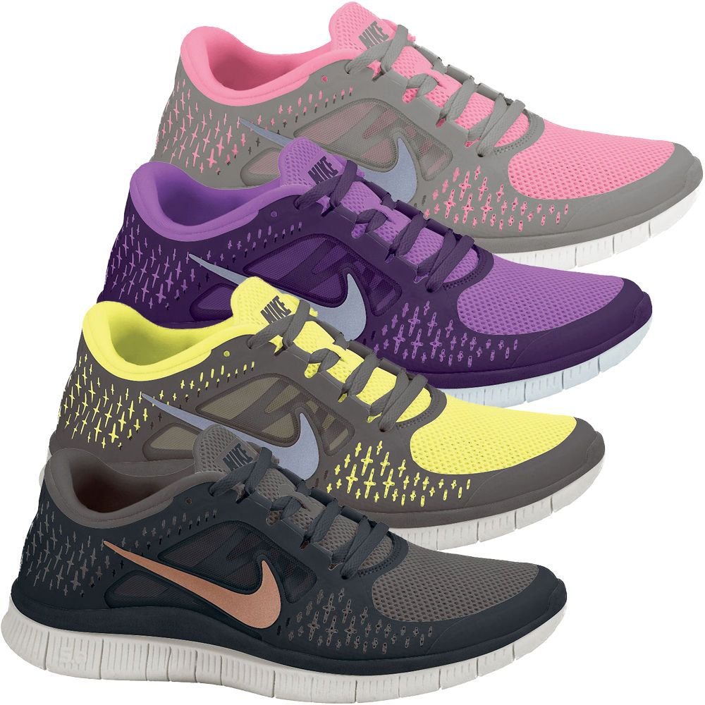 Running shoes_ Nike