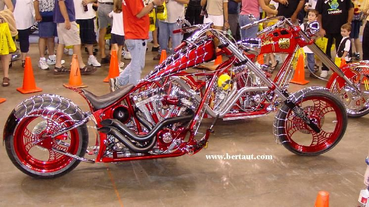 Occ custom choppers