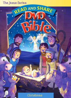 Read And Share Dvd Bible Jesus Series Christmas Childrens Ministry Christmas Christmas Bible Christian Cartoons