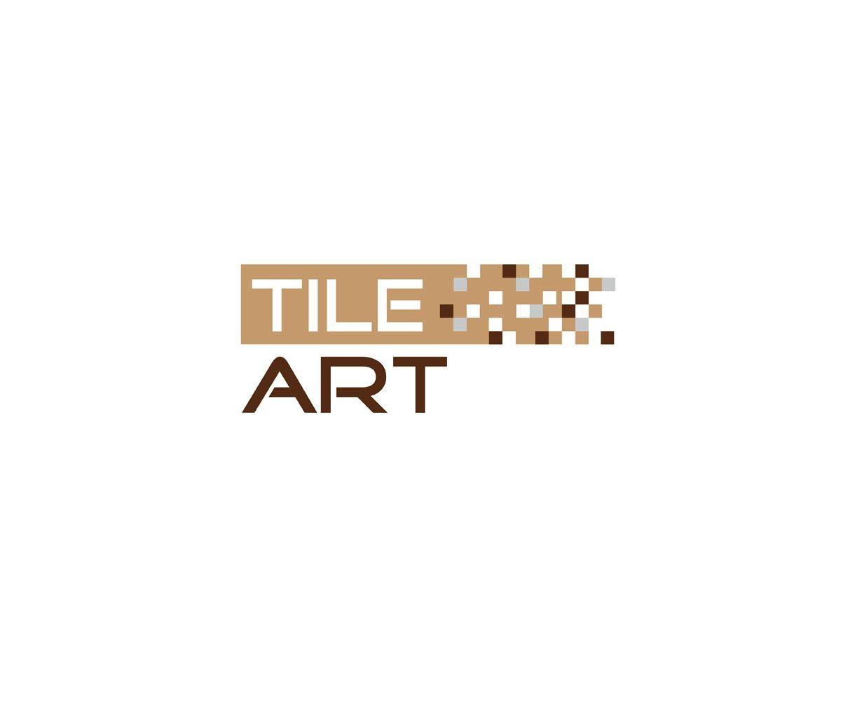 Logo Design by arcart for Ceramic tiling company, Tile Art ...