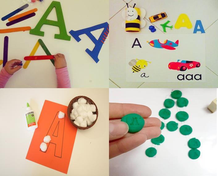 Actividades Manualidades Y Juegos Diseñados Para Enseñar La Letra Actividades Ludicas Para Niños Actividades De Arte Para Preescolares Actividades Divertidas