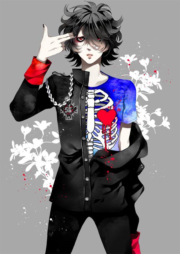 Anime Boy Killer : anime, killer, Boys(Art)