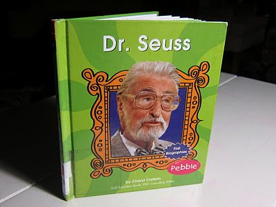 Dr. Seuss Syllabus - tons of ideas to do at home or in classroom #Seuss #activities #crafts