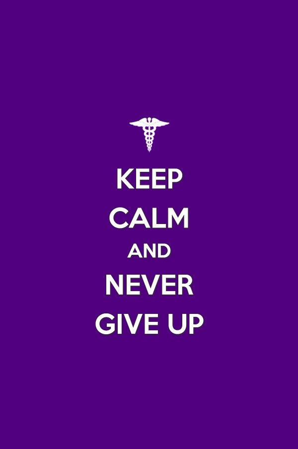 Nursing student inspiration.