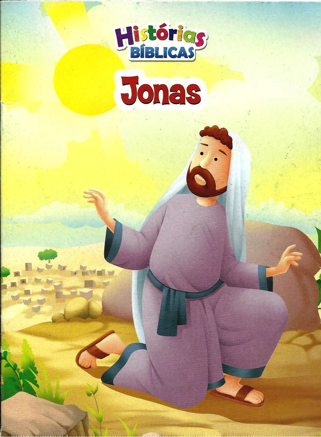 História bíblica- Jonas   dibujos biblicos   Pinterest   Trabajos ...